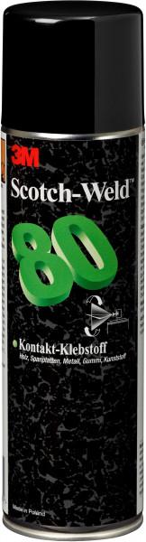 Artikelbild des Artikels 3M™ Scotch-Weld™ Sprühklebstoff SW 80, Gelb