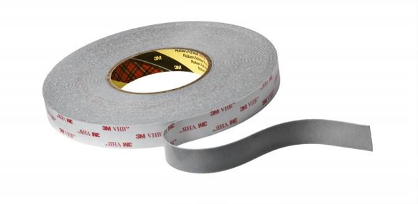 Artikelbild des Artikels 3M™ VHB™ Klebebänder 4956 P, Grau, 12 mm x 33 m, 1,6 mm