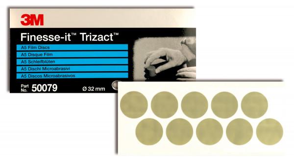 Artikelbild des Artikels 3M™ Trizact™ Stikit™ Selbstklebende Schleifronde 466LA