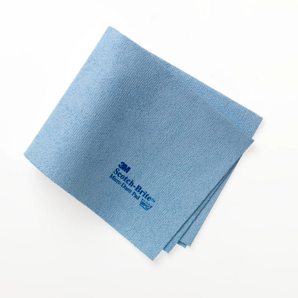Artikelbild des Artikels Scotch-Brite™ Reinigungstuch Mikrofaser, blau Micro Duett