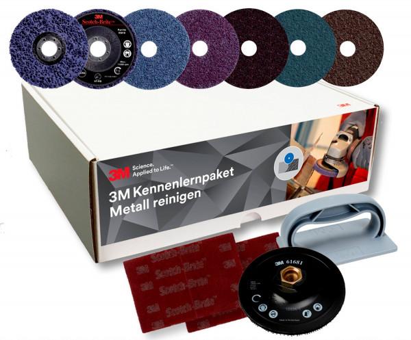 Artikelbild des Artikels 3M™ Kennenlernpaket Metall reinigen