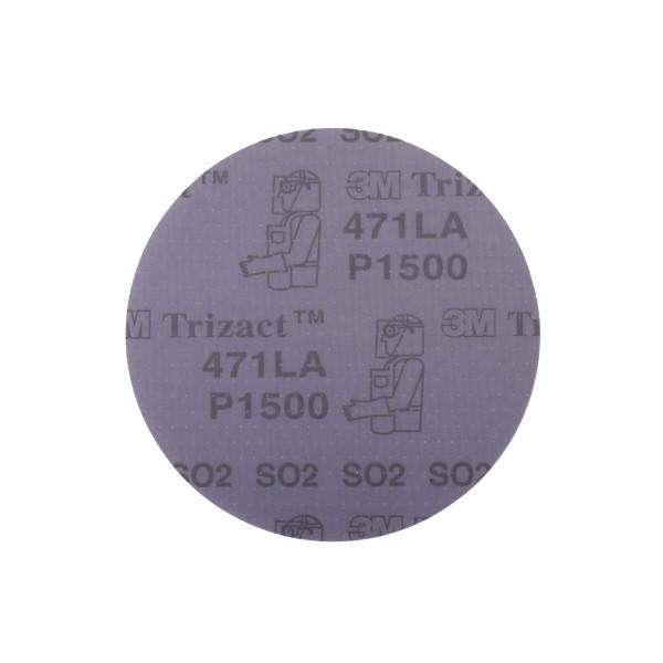 Artikelbild des Artikels 3M™ Trizact™ Hookit™ Kletthaftende Scheibe 471LA