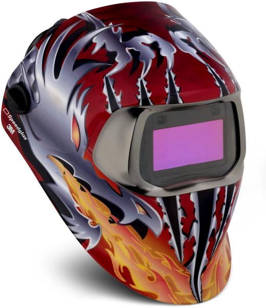 Artikelbild des Artikels 3M™ Speedglas™ Schweißerschutzkopfteil H752420, Razor Dragon