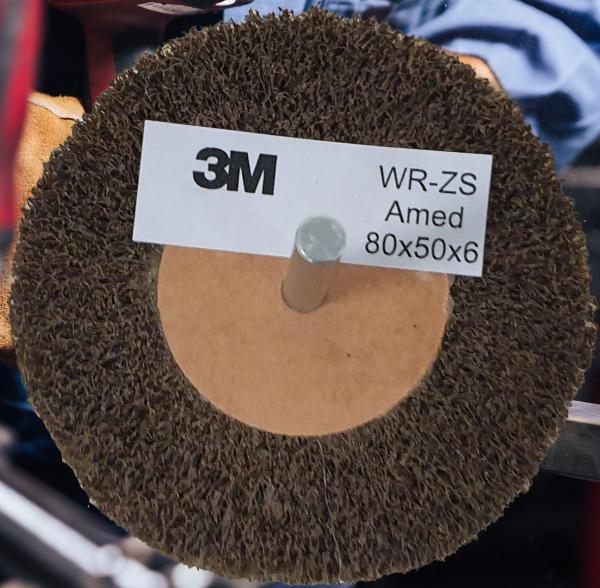 3M™ | Scotch-Brite™ | WR-ZS 80x50x6mm A100B / Amed