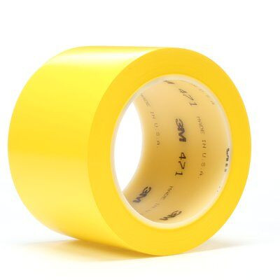 3M™ Weich-PVC-Klebeband 471F, Sonderlösungen blau/gelb