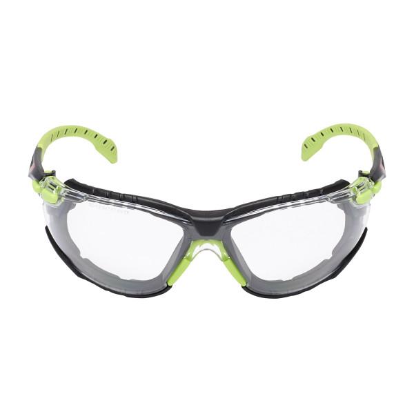 3M™ Solus™ 1000 Schutzbrille mit Antibeschlag-Beschichtung, mit Tasche