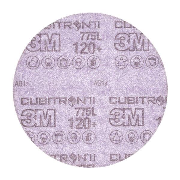 Artikelbild des Artikels 3M™ Cubitron™ II Hookit™ Filmscheibe 775L