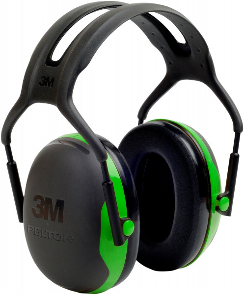 Artikelbild des Artikels 3M™ Peltor™ Kapselgehörschutz X1 X1A, Kopfbügel, 27 dB, Grün