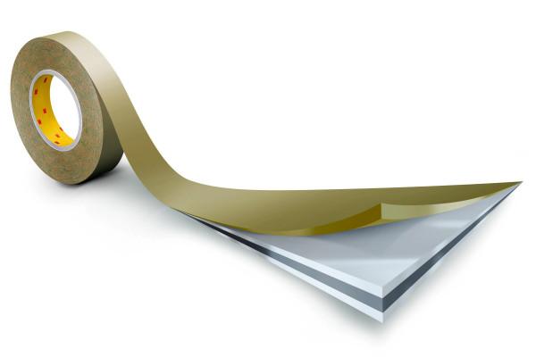 Artikelbild des Artikels 3M™ Doppelseitiges Klebeband mit Polyesterträger 9415 PC, Transparent, 12,7 mm x 66 m, 0,05 mm