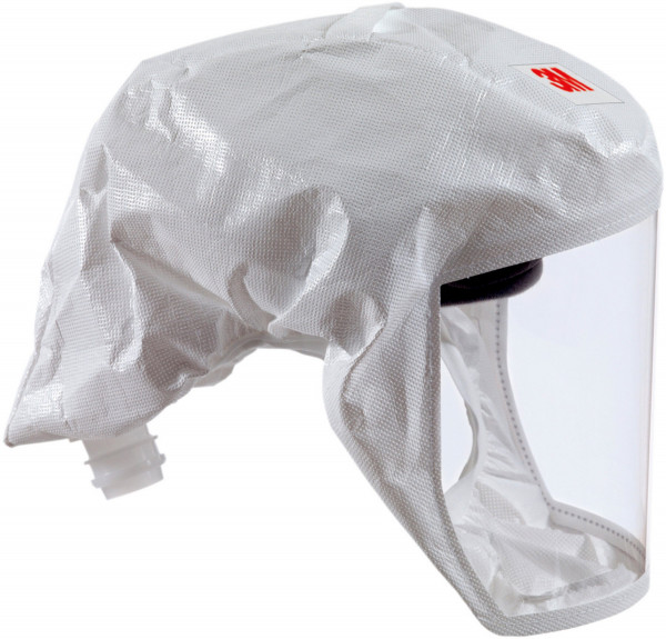 Artikelbild des Artikels 3M™ Kopfteile Serie S, Einweg Leichthaube S133L1, Weiss, Größe L