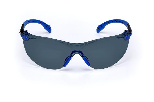 Artikelbild des Artikels 3M™ Solus™ 1000 Schutzbrille PC, grau, SGAF/AS, Blau/Schwarz