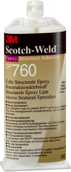 Artikelbild des Artikels 3M™ Scotch-Weld™ 2-Komponenten-Konstruktionsklebstoff auf Epoxidharzbasis für das EPX-System SW DP 760, Weiß