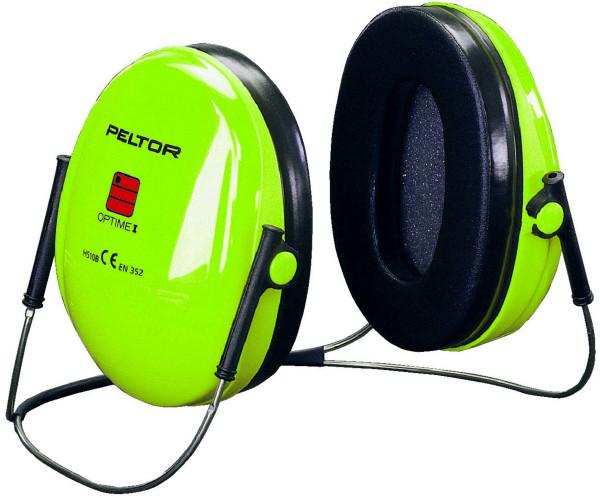 Artikelbild des Artikels 3M™ Peltor™ Optime™ I Kapselgehörschutz H510BV, Nackenbügel, 26 dB, Grün
