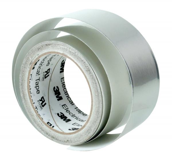 Artikelbild des Artikels 3M™ 1183 EMV-Kupfer-Abschirmband beidseitig leitfähig, 19 mm x 16,5 m
