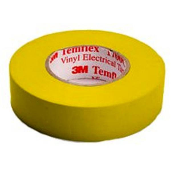 Artikelbild des Artikels 3M™ Temflex™ 1500 Vinyl Elektro-Isolierband 19 mm x 25 m, gelb