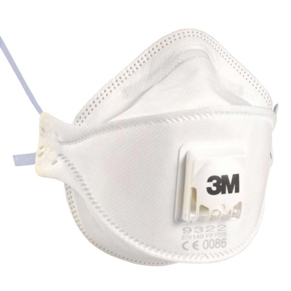 Artikelbild des Artikels 3M™ Aura™ Atemschutzmaske 9300+ 9322+SV, FFP2