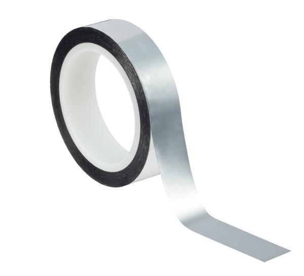 Artikelbild des Artikels 3M™ Polyesterklebeband 850 S, Silber / gold, 12,7 mm x 66 m, 0,05 mm