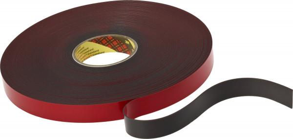 Artikelbild des Artikels 3M™ VHB™ Klebebänder 4655 F, Grau, 12 mm x 33 m, 1,5 mm