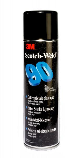 Artikelbild des Artikels 3M™ Scotch-Weld™ Sprühklebstoff auf Basis Synthetischer Elastomere Hi-Strength, Beige, 500 ml SW 90, Beige
