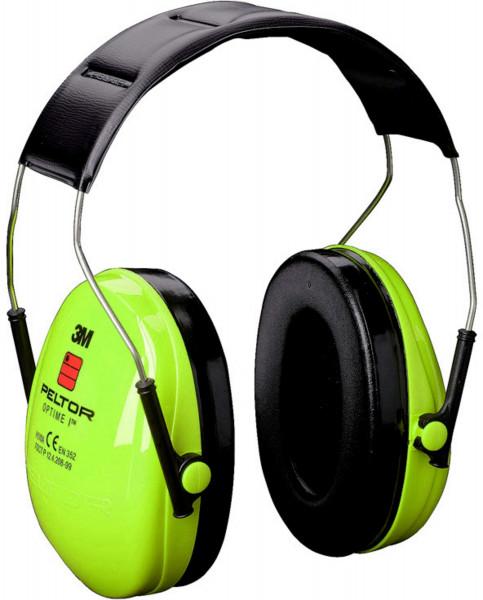 Artikelbild des Artikels 3M™ Peltor™ Optime™ I Kapselgehörschutz H510AV, Kopfbügel, 27 dB, Grün