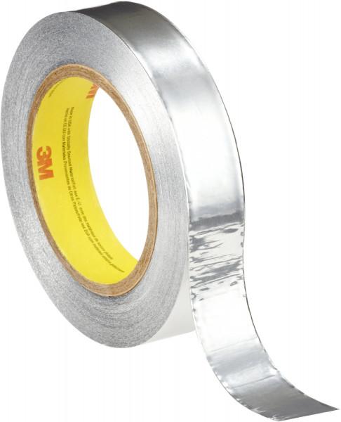 Artikelbild des Artikels 3M™ Metallklebeband 425, Silber, 102 mm x 55 m, 0,12 mm