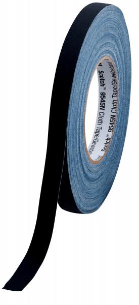 Artikelbild des Artikels Scotch® 9545N Imprägniertes Gewebeband 15 mm x 50 m, schwarz