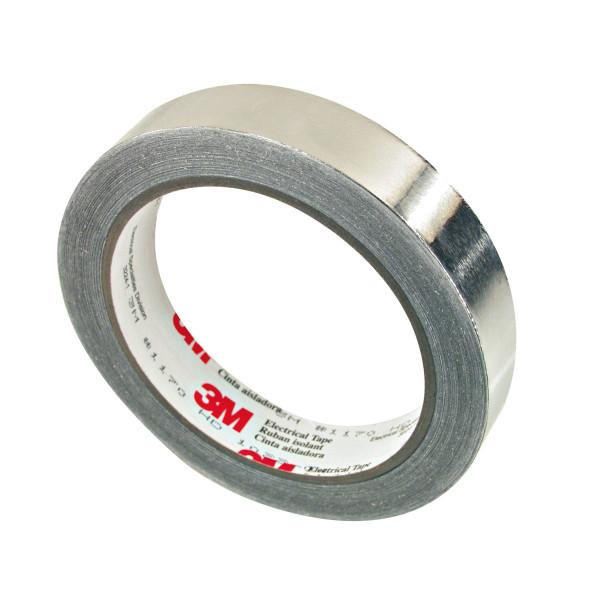 Artikelbild des Artikels 3M™ EMV-Aluminium-Abschirmband 1170 12 mm x 16,5 m x 0,08 mm